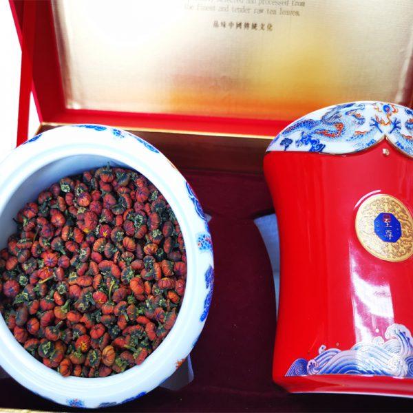 昆仑雪菊胎菊陶瓷礼盒装